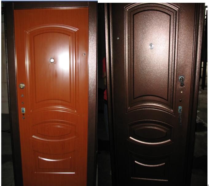 Metal Security Doors; More & Wooden Doors Colors - Interior Design pezcame.com