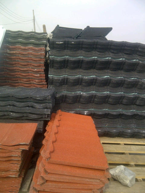 Buy Roof tiles in nigeria, top quality
