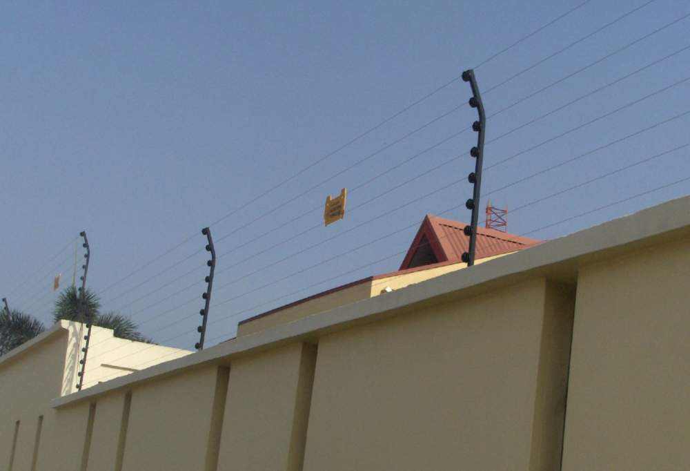 Electricity Wire Fence - WIRE Center •