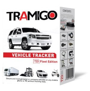 Buy Tramigo T23 Vehicle Tracker