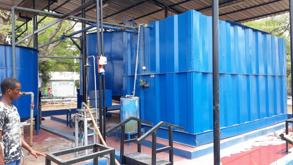 Buy Sewage Treatment Plant Construction.
