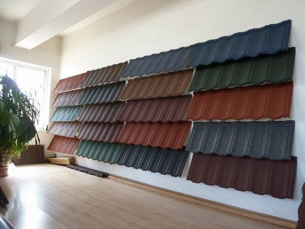Buy Hybrid Stonecoated Roof Tile