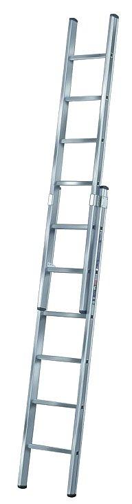 Buy 2 Section Ladder | Aluminium