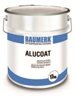 Buy ALUCOAT -Bitumen Aluminium Paint 17kg