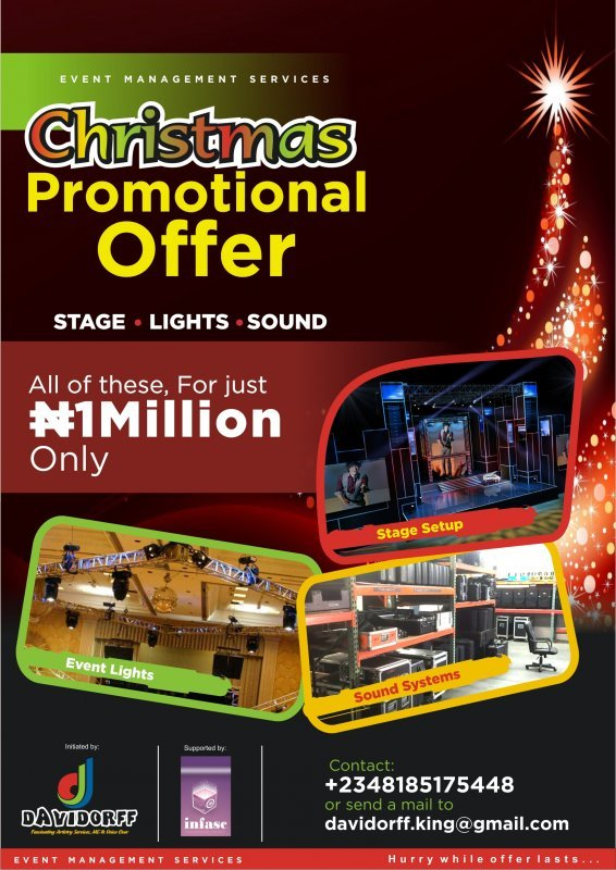 Buy Christmas Promotion