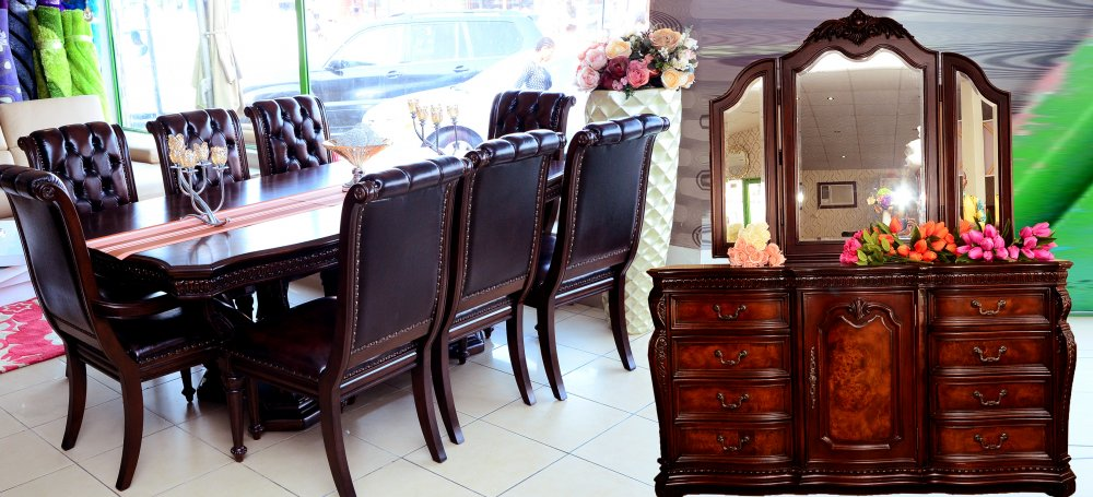 Buy Chesterfield dining set