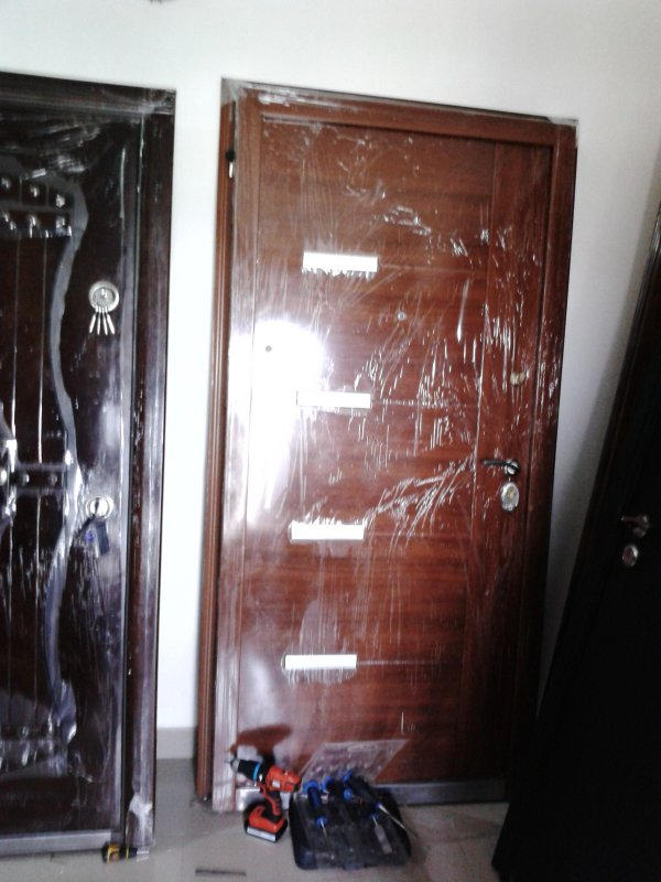 Buy Steel security doors