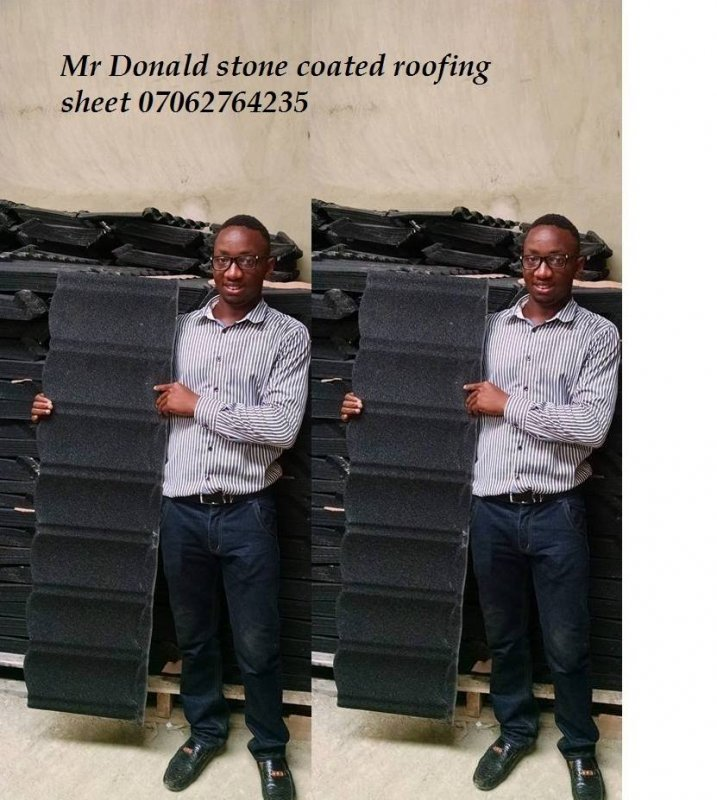 Buy Stone coated roofing sheet