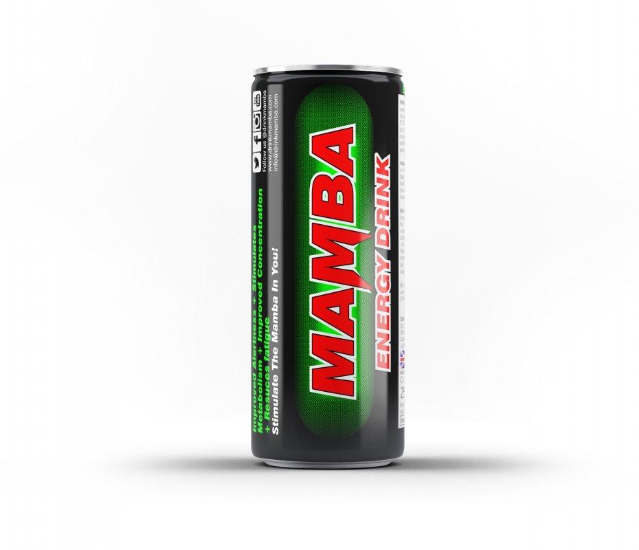 Buy Mamba energy drink