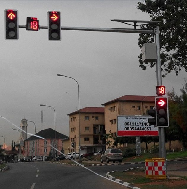 Buy Traffic Light cantilever poles