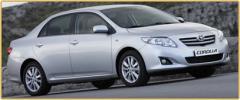 Toyota Corolla Car