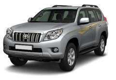 Toyota Land Cruiser Prado Car