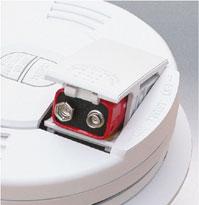 Smoke Alarms Battery Powered