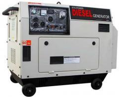 ETQ 6000 Diesel Generator