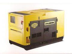 Hyundai HYD120US 8.5KVA Sound Proof Generator