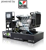 Lister Petter Diesel Generator Set