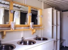 Mobile Portable Toilets (WC) Shower Bathroom