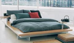 Maly Wood Bed