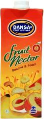 Banana and Peach Nectar