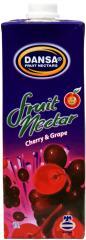 Cherry and Grape Nectar