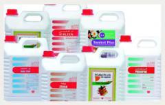 Detergents & Disinfectants