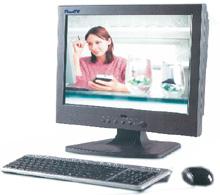 "17"" LCD Panel PC"