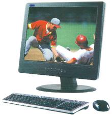 "19"" LCD Panel PC"