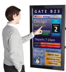 NCR Netkey Kiosk and Digital Signage Software