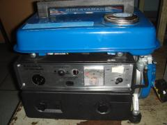 YAMAHA MTE210 Generator