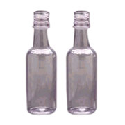 Plastic Bottles For Liquor