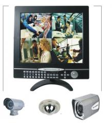 CCTV with 4Cameras/17