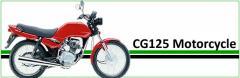 CG 125 Motorcycles