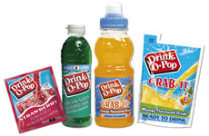 Drink-O-Pop Drinks