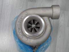 HOLSET brand turbocharger