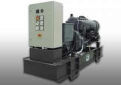 Power Generation Woermann gensets - Deutz Series
