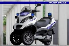 Piaggio Authority Scooters