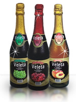 Veleta Sparkling Fruit Drink