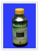 Maxiquat non-residual contact herbicide