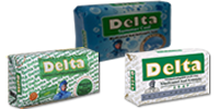 Delta Medicated and Antiseptic Soaps