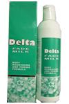 Delta Fade Milk Cream