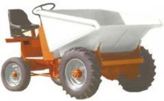 ODM 800 - 2 Wheel Drive Dumper