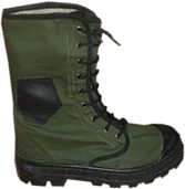 Military And Paramilitary Shoes And Boots