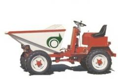 ODM 1200 SN/FA - 4 WD Dumpers
