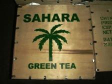 Tea Sahara Brand