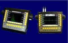 Defectobook DIO1000 high-end ultrasonic testing