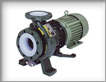 High-speed centrifugal pumps