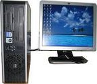 HP dx5800 small form factor PC