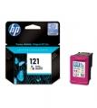 HP 121 Tri-colour Ink Cartridge
