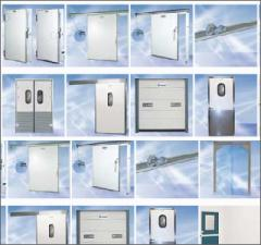 Cold Room Doors and Panels