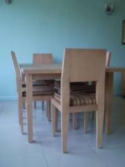 Kub Six Seater Dining Set